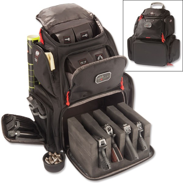 NRA Tactical Handgunner Backpack